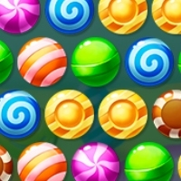 Bubble Shooter Candy Play